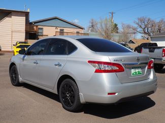 2014 Nissan Sentra S Englewood, CO 7
