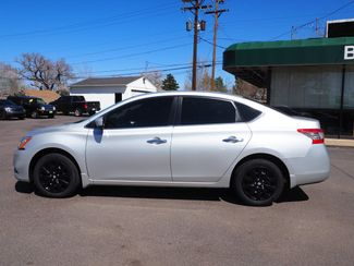 2014 Nissan Sentra S Englewood, CO 8