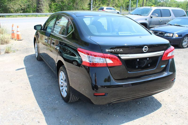 2014 Nissan Sentra S  city MD  South County Public Auto Auction  in Harwood, MD