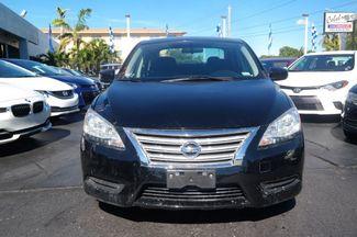 2014 Nissan Sentra SV Hialeah, Florida 1