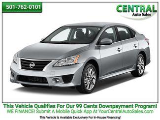 2014 Nissan SENTRA  | Hot Springs, AR | Central Auto Sales in Hot Springs AR