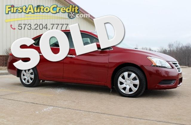 2014 Nissan Sentra SV | Jackson , MO | First Auto Credit in Jackson  MO