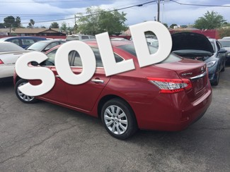 2014 Nissan Sentra S AUTOWORLD (702) 452-8488 Las Vegas, Nevada 2