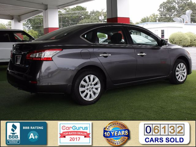 2014 Nissan Sentra S FWD - ONE OWNER! Mooresville , NC 2