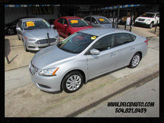 2014 Nissan Sentra SV, Gas Saver! Low Miles! Factory Warranty! New Orleans, Louisiana