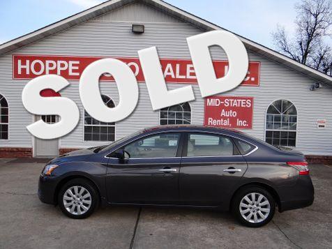 2014 Nissan Sentra S | Paragould, Arkansas | Hoppe Auto Sales, Inc. in Paragould, Arkansas