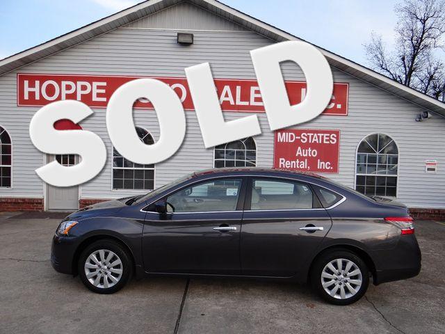 2014 Nissan Sentra S | Paragould, Arkansas | Hoppe Auto Sales, Inc. in Paragould Arkansas