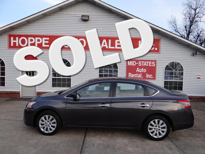 2014 Nissan Sentra S   Paragould, Arkansas   Hoppe Auto Sales, Inc. in Paragould Arkansas