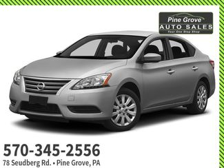 2014 Nissan Sentra in Pine Grove PA
