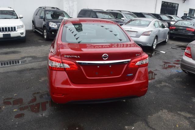 2014 Nissan Sentra SV Richmond Hill, New York 3