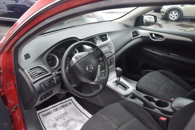 2014 Nissan Sentra SV Richmond Hill, New York 9