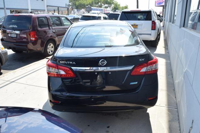 2014 Nissan Sentra Richmond Hill, New York 3
