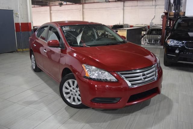 2014 Nissan Sentra SV Richmond Hill, New York 1