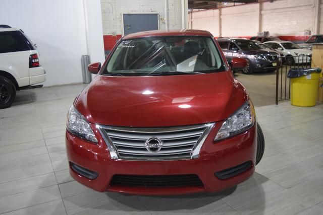 2014 Nissan Sentra SV Richmond Hill, New York 2