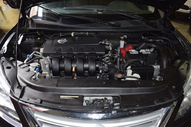 2014 Nissan Sentra S Richmond Hill, New York 10