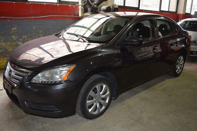 2014 Nissan Sentra S Richmond Hill, New York 2