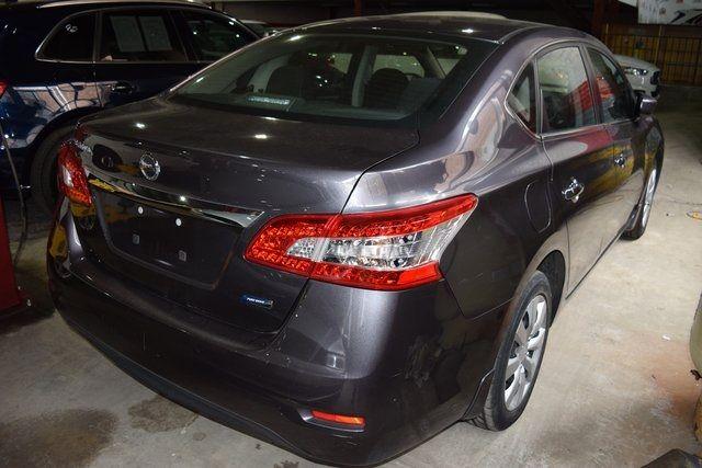 2014 Nissan Sentra S Richmond Hill, New York 5