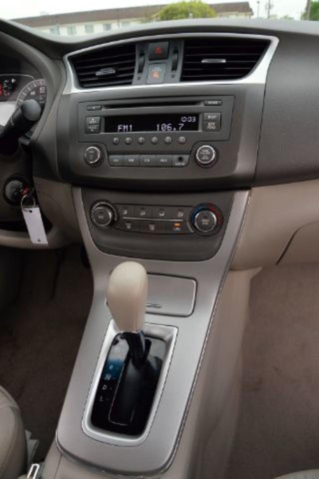 2014 Nissan Sentra SV San Antonio , Texas 10