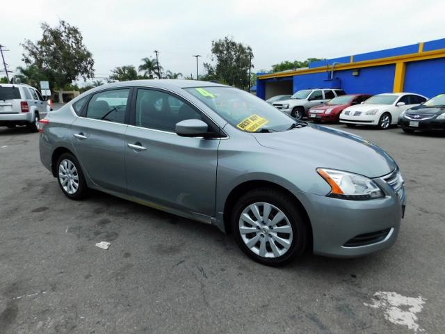2014 Nissan Sentra SV | Santa Ana, California | Santa Ana Auto Center in Santa Ana California