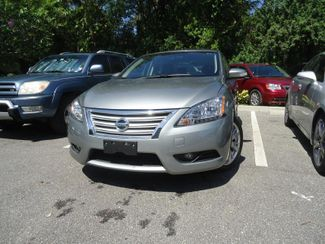 2014 Nissan Sentra SL. LEATHER. NAVI. CAMERA. PUSH START SEFFNER, Florida