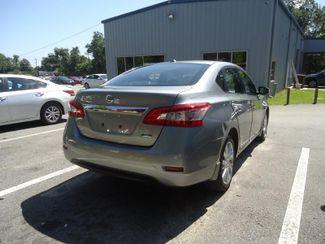 2014 Nissan Sentra SL. LEATHER. NAVI. CAMERA. PUSH START SEFFNER, Florida 10