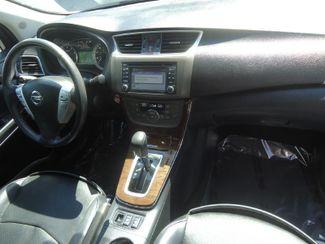 2014 Nissan Sentra SL. LEATHER. NAVI. CAMERA. PUSH START SEFFNER, Florida 16