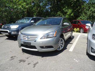 2014 Nissan Sentra SL. LEATHER. NAVI. CAMERA. PUSH START SEFFNER, Florida 4