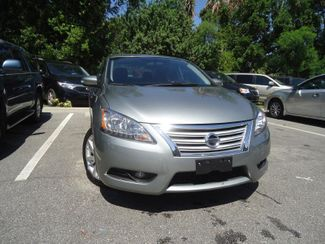 2014 Nissan Sentra SL. LEATHER. NAVI. CAMERA. PUSH START SEFFNER, Florida 7