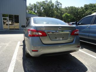 2014 Nissan Sentra SL. LEATHER. NAVI. CAMERA. PUSH START SEFFNER, Florida 9