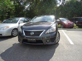 2014 Nissan Sentra SR PREM PKG. SUNRF. NAVI. CAMERA. BOSE SOUND SEFFNER, Florida