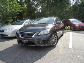 2014 Nissan Sentra SR PREM PKG. SUNRF. NAVI. CAMERA. BOSE SOUND SEFFNER, Florida 20