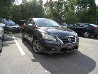 2014 Nissan Sentra SR PREM PKG. SUNRF. NAVI. CAMERA. BOSE SOUND SEFFNER, Florida 22