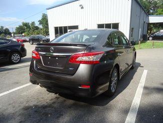 2014 Nissan Sentra SR PREM PKG. SUNRF. NAVI. CAMERA. BOSE SOUND SEFFNER, Florida 26