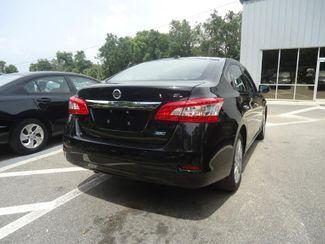 2014 Nissan Sentra SL PREM PKG LTHR NAVI SUNRF BOSE SEFFNER, Florida 11
