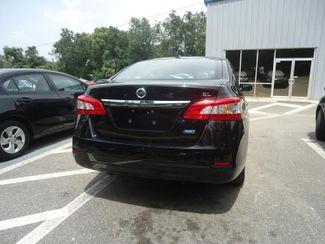 2014 Nissan Sentra SL PREM PKG LTHR NAVI SUNRF BOSE SEFFNER, Florida 12