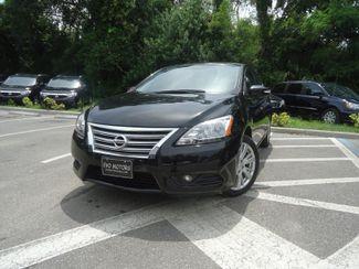 2014 Nissan Sentra SL PREM PKG LTHR NAVI SUNRF BOSE SEFFNER, Florida 5