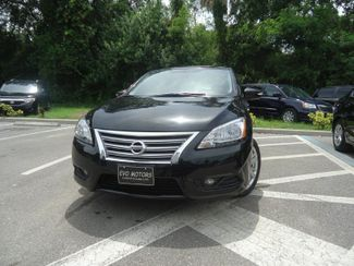 2014 Nissan Sentra SL PREM PKG LTHR NAVI SUNRF BOSE SEFFNER, Florida 6