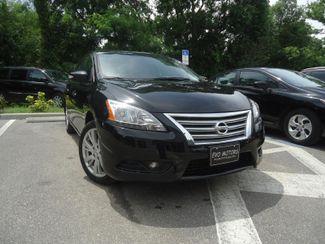 2014 Nissan Sentra SL PREM PKG LTHR NAVI SUNRF BOSE SEFFNER, Florida 7