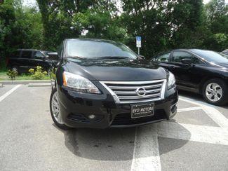 2014 Nissan Sentra SL PREM PKG LTHR NAVI SUNRF BOSE SEFFNER, Florida 8
