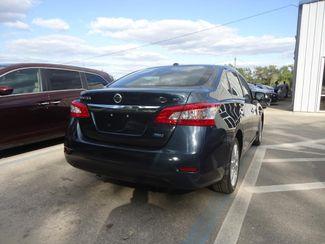 2014 Nissan Sentra SL NAVIGATION. LEATHER. CAMERA. HTD SEATS SEFFNER, Florida 10