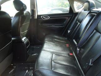 2014 Nissan Sentra SL NAVIGATION. LEATHER. CAMERA. HTD SEATS SEFFNER, Florida 13