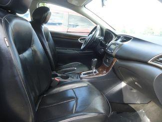 2014 Nissan Sentra SL NAVIGATION. LEATHER. CAMERA. HTD SEATS SEFFNER, Florida 14
