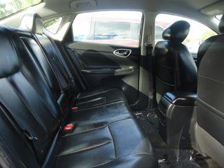 2014 Nissan Sentra SL NAVIGATION. LEATHER. CAMERA. HTD SEATS SEFFNER, Florida 16