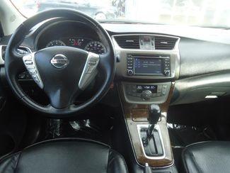 2014 Nissan Sentra SL NAVIGATION. LEATHER. CAMERA. HTD SEATS SEFFNER, Florida 17