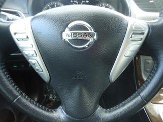2014 Nissan Sentra SL NAVIGATION. LEATHER. CAMERA. HTD SEATS SEFFNER, Florida 18