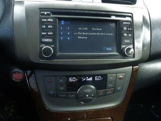 2014 Nissan Sentra SL NAVIGATION. LEATHER. CAMERA. HTD SEATS SEFFNER, Florida 27