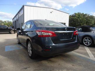 2014 Nissan Sentra SL NAVIGATION. LEATHER. CAMERA. HTD SEATS SEFFNER, Florida 8