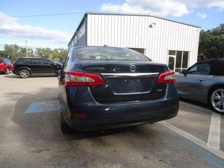 2014 Nissan Sentra SL NAVIGATION. LEATHER. CAMERA. HTD SEATS SEFFNER, Florida 9