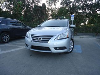 2014 Nissan Sentra SL PREM PKG. LTHR. SUNRF. NAVI. CAM. BOSE SEFFNER, Florida 5