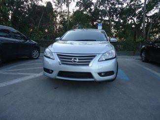 2014 Nissan Sentra SL PREM PKG. LTHR. SUNRF. NAVI. CAM. BOSE SEFFNER, Florida 6